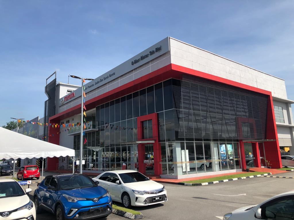G-Mart Toyota Kg Melayu Subang